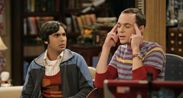 The Big Bang Theory, Season Three