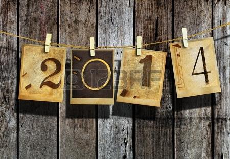 23722421-nouvelle-annee-2014-et-style-vintage-noel-2014